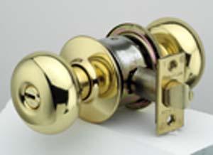 Door knob / lever set - Plym Style-2 3/4' UL-MULTILOCK