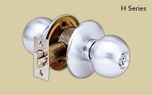 Door knob / lever set - h series-arrow