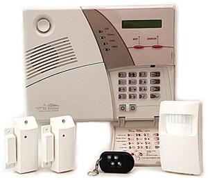 Alarm Systems - Visonic Powermax