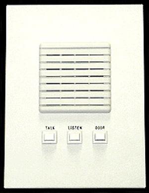 Intercom Systems - Apt. Intercom Stations (Open-Voice Type)